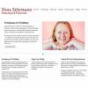 Föreläsaren och författaren Nina Sjöstrands nya sida